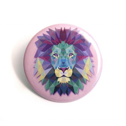 Magnets animaux Lion - Julie & COo