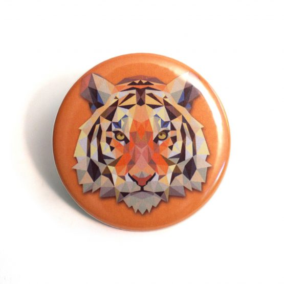 Magnets animaux Tigre - Julie & COo