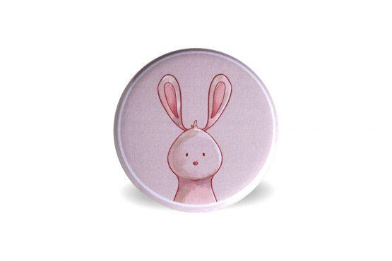 Aimant magnet animal de la forêt lapin - Julie & COo
