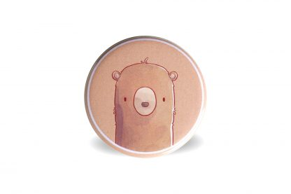 Aimant magnet animal de la forêt ours - Julie & COo
