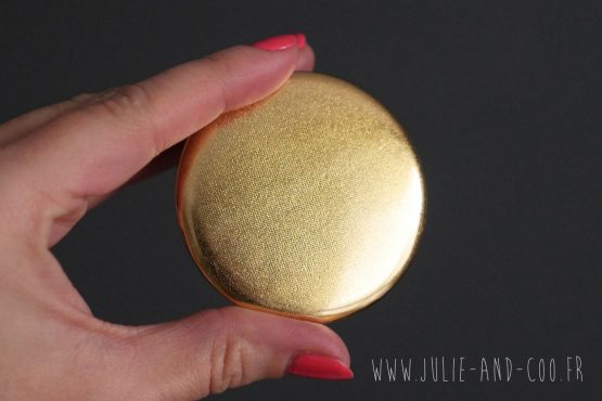 Magnet gold brillant or doré jaune bling bling shiny aimant frigo girly cocooning décoration home cadeau original handmade - Julie & COo
